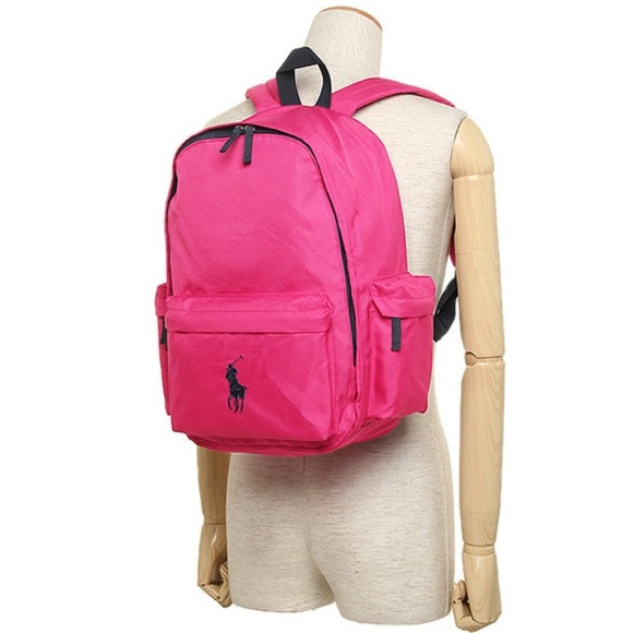 d58ed7d1e17f ... polo by ralph lauren bags pink backpack poshmark ...